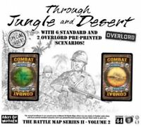 MEMOIR 44 BOARD GAME THROUGH JUNGLE AND DESERT VOL 2 BOARD GAME EXPANSION