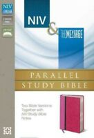 NIV and The Message Parallel Bible : New International Version & The Message,...
