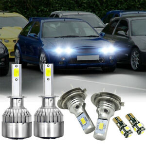 Xenon HIGH//Main Beam Bulbs H1 MG MG ZR//ZS Hatchback