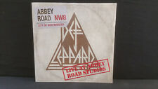 DEF LEPPARD ' LIVE AT ABBEY ROAD STUDIOS NW8  ' LP MINT & SEALED  RSD 2018