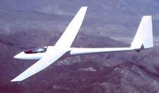 SCHLEICHER ASW 17 (Spannweite 4000 mm). Segelflugzeug. Modellbauplan RC