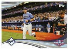 2017 Topps Opening Day at the Ballpark Insert #ODB-2 Tampa Bay Rays