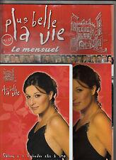 DVD + MAGAZINE PLUS BELLE LA VIE N° 19 / NEUF, COMPLET
