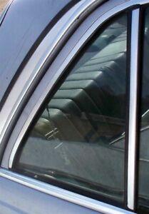 Mercedes Door Quarter Glass Rear Right W123 Sedan '77-79 200 220D 240D 280E 300D