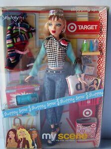My Scene Shopping Spree Target Delancey Doll Never Opened 2004