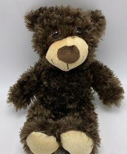 "DanDee Collectors Choice Brown Bear Collectible Plush Animal 13"""