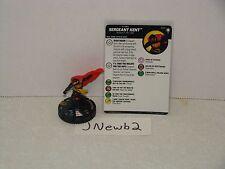 HeroClix DC 15th Anniversary Elseworlds 039 Sergeant Kent Super Rare!!!!