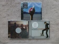 NEW / SEALED  LOT OF 3 CD's  -  The Killers / Justin Timberlake / Linkin Park