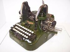 Antique 1919 Oliver Model 9 Vintage Typewriter