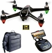 Contixo F18 Best 2020 2K Camera Long Range Air Selfie GPS Drone w/ Carrying Case