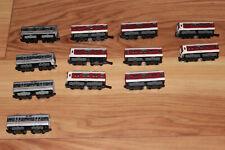Bandai 605153 Shorty Scale Train Model (N Scale) 12 cars lot