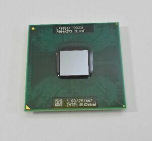 INTEL CORE DUO T550 1.83Ghz PROCESADOR DUAL 2M 667Mhz PORTATIL CPU SLA4E