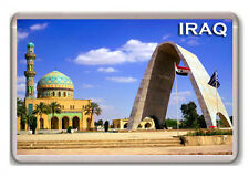 IRAQ FRIDGE MAGNET SOUVENIR NEW IMÁN NEVERA