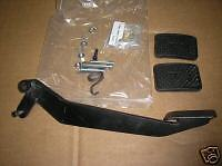 Jaguar XJ6 . XJ12 Series II, Series III  LHD Clutch Pedal Kit Use  your Pedalbox