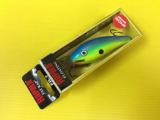 Special Edition Rapala Fat Rap FR-7 PRT, Parrot Color Lure, NIB.