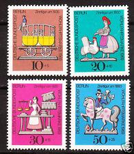 Berlin 1969 Mi. Nr. 348-351 Postfrisch LUXUS!!