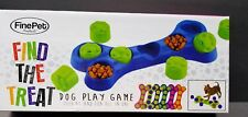 Dog Play Game Puppy Find the Treat Feeding Tricks Cat Kitty Kitten  FinePet