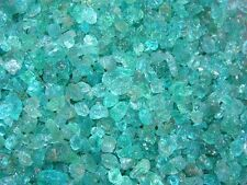 Blue Apatite crystal mixed Gem grade Zambia,Africa 5-10mm 3 ounce lots