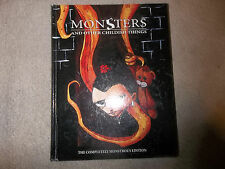 Monsters and Other Childish Things Rpg Core Rulebook The Completely Monstrous Ed