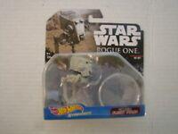 HOT WHEELS STAR WARS STARSHIPS ROUGE ONE AT-ST EMPIRE
