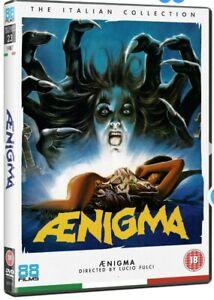 Aenigma [DVD][Region 2] Uncut 88 films release New & Sealed  HORROR