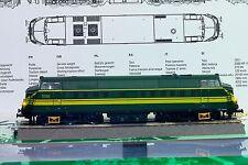 MEHANO 5106 SCHAERBEEK SNCB NMBS POUR MARKLIN cc/dc analogique pré-digital.