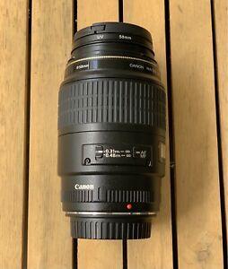 Canon EF 100mm F/2.8 Macro USM Prime Lens