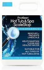 Pro-Kleen Hot Tub Spa Whirlpool Descaler Stop Limescale Prevention Inhibitor 5L