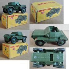 Dinky Toys 673 Scout Car tank die cast 1/43 carro armato
