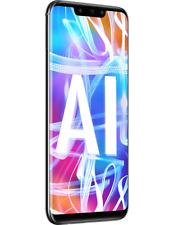 """NUOVO Huawei Mate 20 LITE BLACK 6.3"""" 64GB 4G LTE Octa Core Android 8.1 SIM Gratis Regno Unito"""