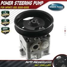 Power Steering Pump w/ Pully for Infiniti G20 l4 2.0L Gas 2000-2002 21-5221 (Fits: Infiniti G20)