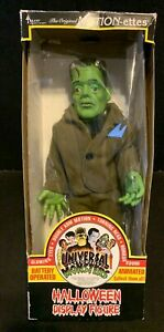 "Telco Universal 16"" Frankenstein Monster Motionette in box NOT working 1992"