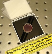 CVI MELLES GRIOT PARALLEL PLATE 405/488/561nm AR for CONFOCAL MICROSCOPE OPTIC
