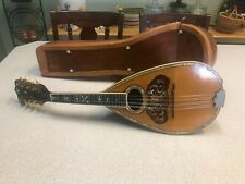 Antique 8 string Potbelly Mandolin