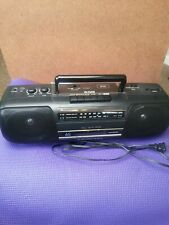 Panasonic RX-FS410 Boom Box Radio Tape Deck Stereo