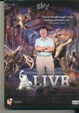 David Attenborough's Natural History Museum Alive [DVD] *