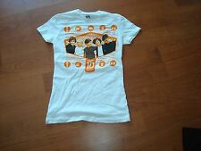 1D ONE DIRECTION RADIANT HEXAGON RARE/OOP shirt SZ- JUNIORS WOMENS GIRLS LG