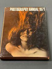 British Journal of Photography, 1971 Annual, Hardback Book