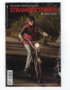 Stranger Things # 1 of 4 Cover D Dark Horse NM 1st Print