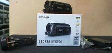 Canon HFR506 Camcorder - Black