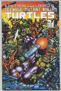 Teenage Mutant Ninja Turtles 7 Origin Issue High Grade
