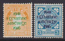 IRELAND, Scott #118-119: Mint, 1941 Easter Rising 1916