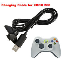 USB Charging Cable Wire Charger Replace For Xbox 360 Wireless Controller Gamepad