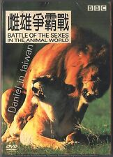 BBC: Battle of the sexes in the animal world TAIWAN DVD ENGLISH