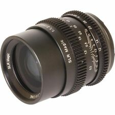 SLR Magic CINE 3512E CINE 35 mm objectif f1.2 - Sony E Mount full frame
