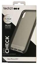 Housses et coques anti-chocs noir iPhone X pour téléphone mobile et assistant personnel (PDA)