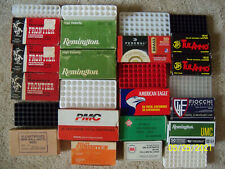 Collectors, Reloaders: 1960s and 70s Vintage and Modern Ammo Boxes with Trays