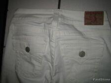 True Religion USA Jeans Billy weiß dG 25 top Jades Hüft Hose
