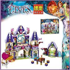 Elves Skyra's Mysterious Sky Castle 10415 NEW Buidling Blocks Bricks Figure Toy
