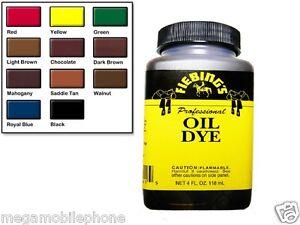 Fiebing  Professional oil Based Colour Dye 118ML